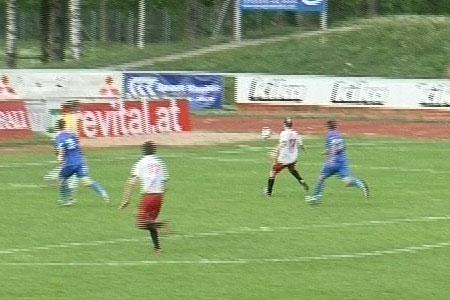 Tor 1:  Matthias Mayer vom FC Dornbirn