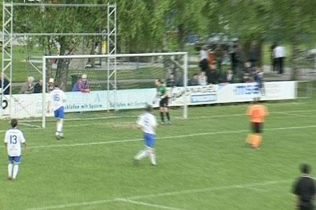 Tor 3: Philipp Schnetzer vom FC Rätia Bludenz