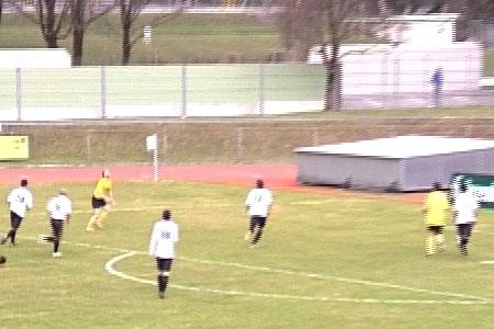 Tor 7: Simon Rothmund vom  FC Schwarzach