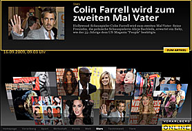 VOL-Screensaver