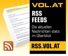 RSS-Feeds auf VOL