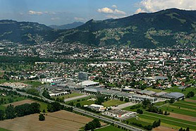 Wirtschaftsstandort Vorarlberg